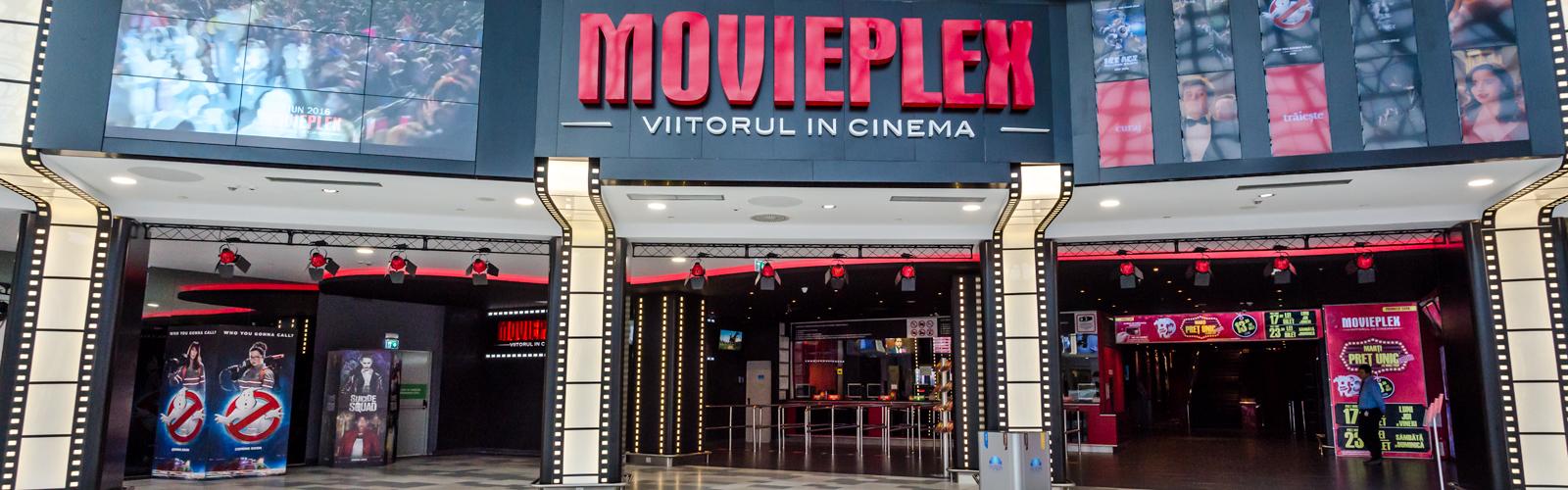 Movieplex Cinema 3d Si 2d In Mall Plaza Romania Cele Mari Tari Filme
