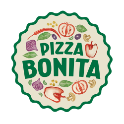 Logo Pizza Bonita