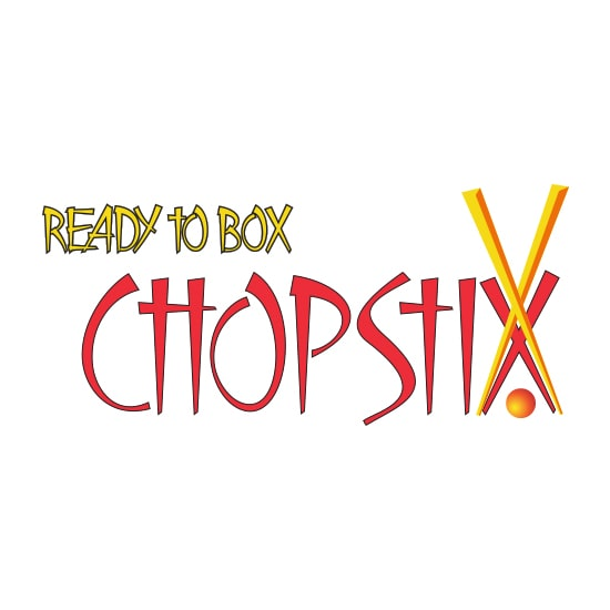 Logo Ready to Box Chopstix